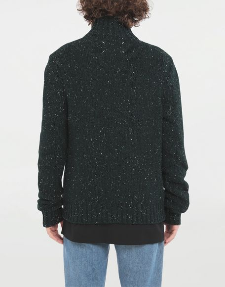 MAISON MARGIELA Zipper sweater Cardigan Man b