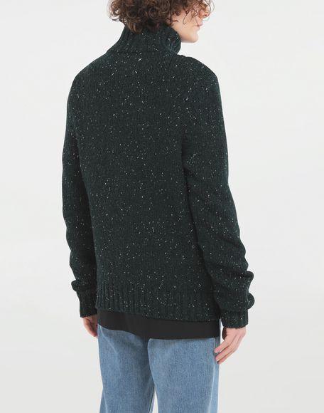 MAISON MARGIELA Pullover mit Reißverschluss Strickjacke Herren e