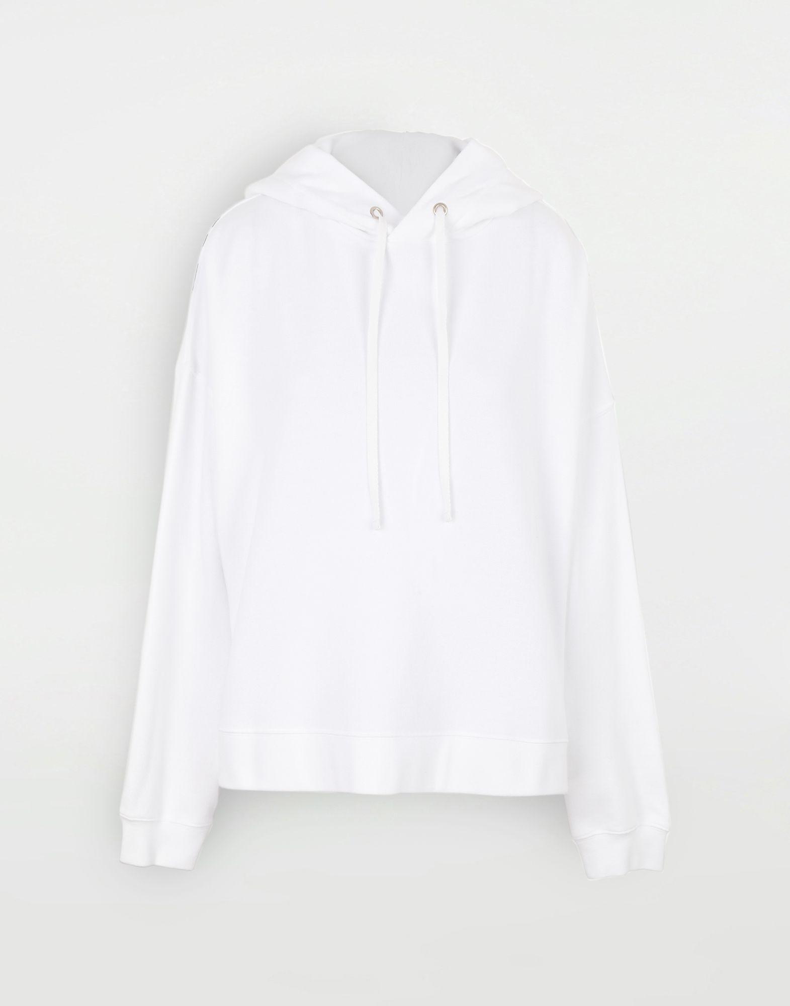 MAISON MARGIELA AIDS Charity sweatshirt Hooded sweatshirt Woman f