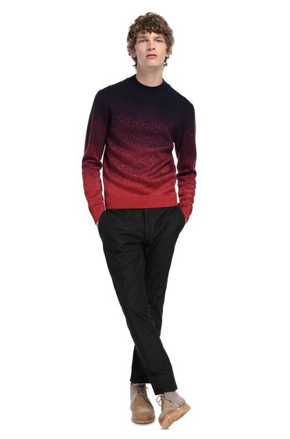 MISSONI Crew-neck Red Man - Front
