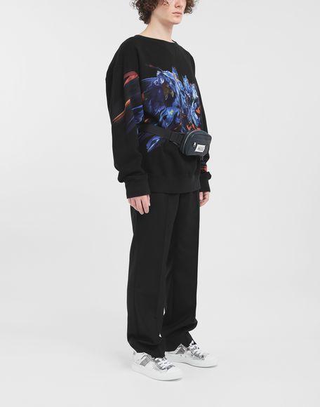 MAISON MARGIELA Flower sweatshirt Sweatshirt Man d