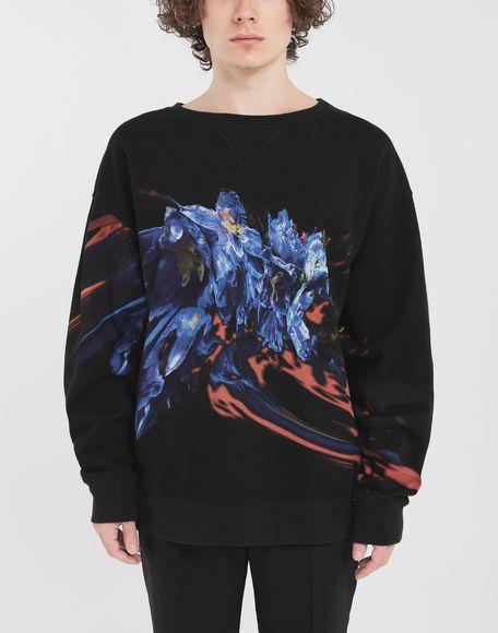 MAISON MARGIELA Flower sweatshirt Sweatshirt Man r