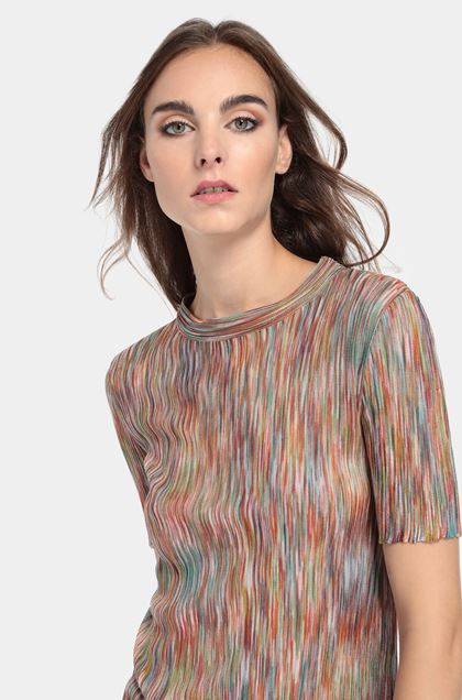 MISSONI Jumper Orange Woman - Front