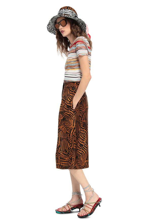 MISSONI Crew-neck Woman, Side view