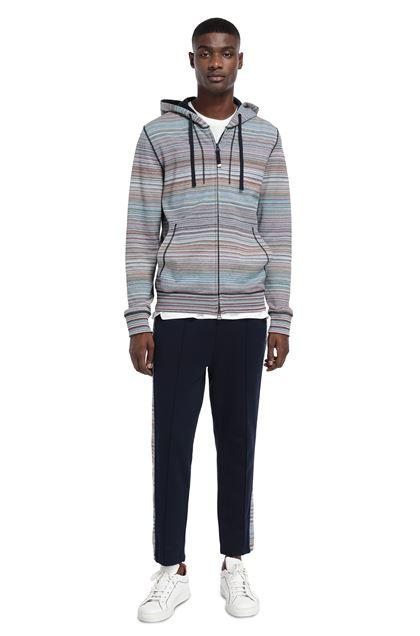 MISSONI Sweatshirt Lilac Man - Front