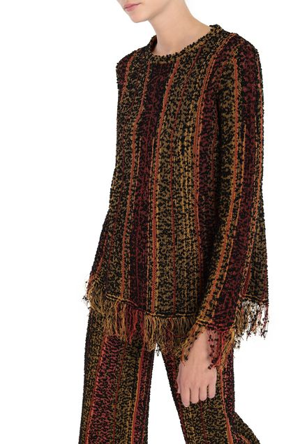 M MISSONI Sweater Black Woman - Front