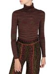 M MISSONI Mock turtleneck Woman, Rear view