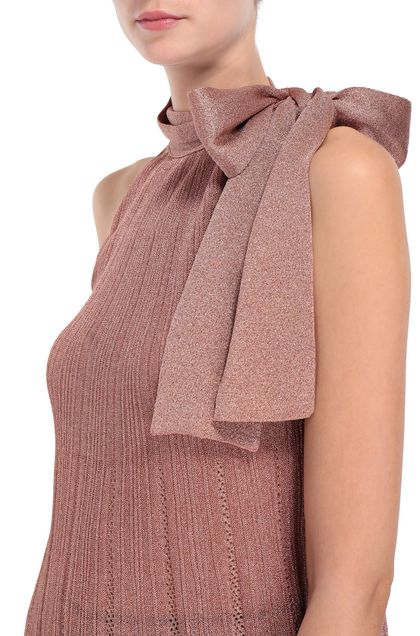 M MISSONI Sweater Pastel pink Woman - Front