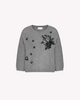 REDValentino Knit Sweater Woman TR3KCC384VK 0AN a