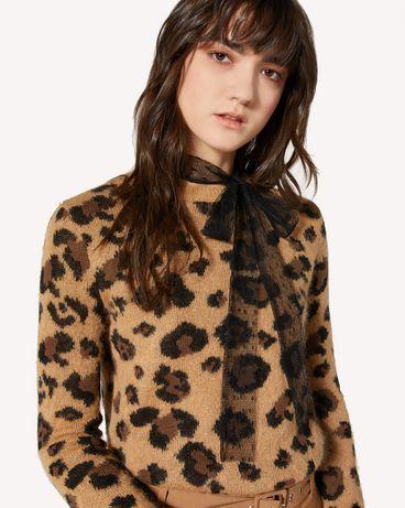 REDValentino SR0KCB694LS 954 Knit Sweater Woman e