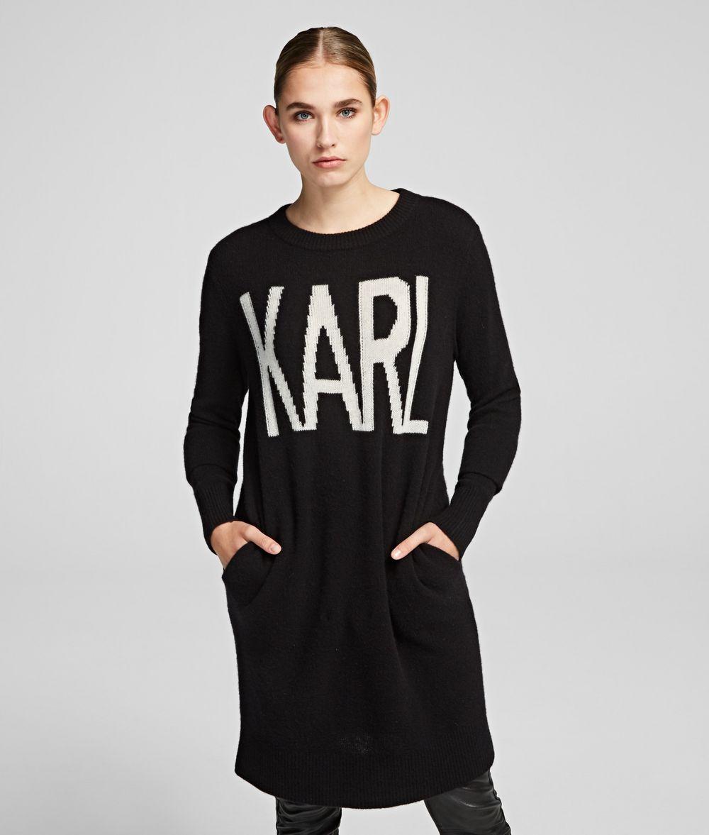 KARL LAGERFELD Karl Oui Sweater Sweater Woman f