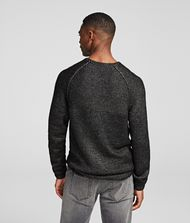 KARL LAGERFELD KARL KNIT JUMPER Sweater Man e