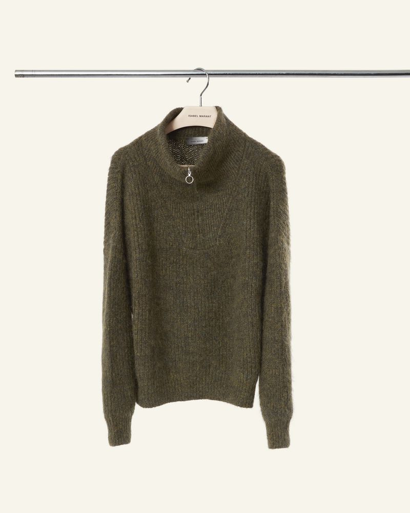 ZYCLAN SWEATER ISABEL MARANT