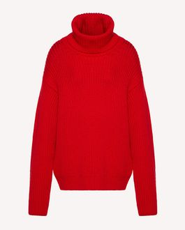 REDValentino Knit Sweater Woman SR3KCB284CT JXM a