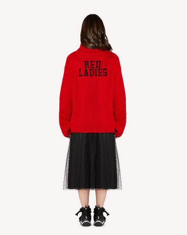 REDValentino SR0KCC034MU L58 Knit Sweater Woman r