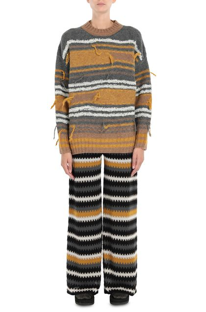 M MISSONI Crew-neck Ochre Woman - Back