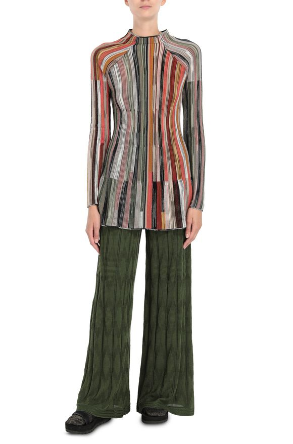 M MISSONI Mock turtleneck Woman, Frontal view