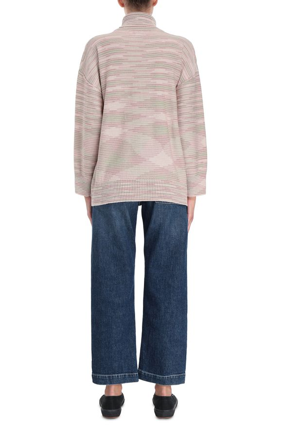 M MISSONI Mock turtleneck Woman, Side view