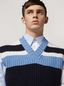 Marni Colour-block virgin wool knit Man - 4