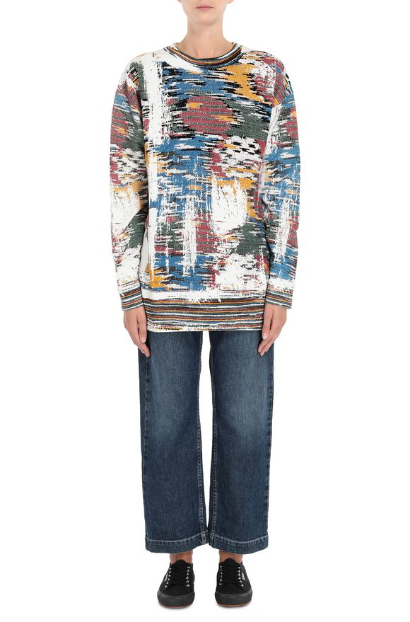 M MISSONI Sweatshirt Woman, Frontal view