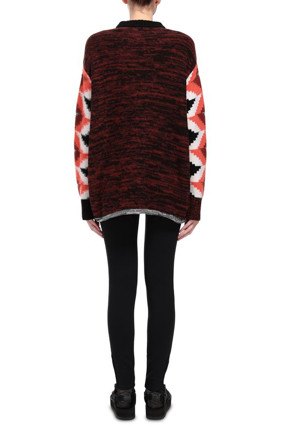 M MISSONI Crew-neck Woman, Side view