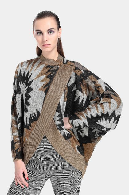 MISSONI Cardigan Gold Woman - Front