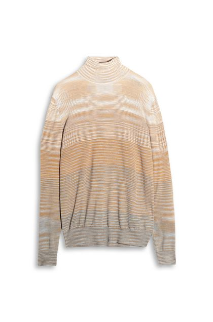 MISSONI Sweater Khaki Man - Back