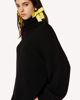 REDValentino  Wool turtleneck sweater