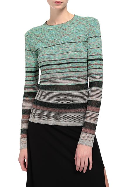 M MISSONI Crew-neck Green Woman - Front