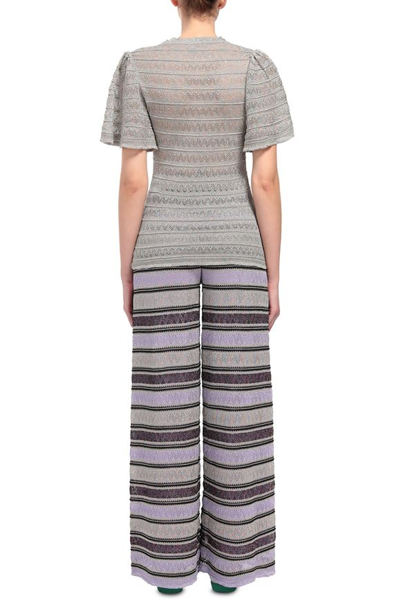 M MISSONI V-Neck Woman, Side view