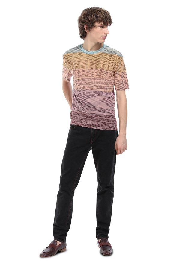 MISSONI Wallace shirt Man, Rear view