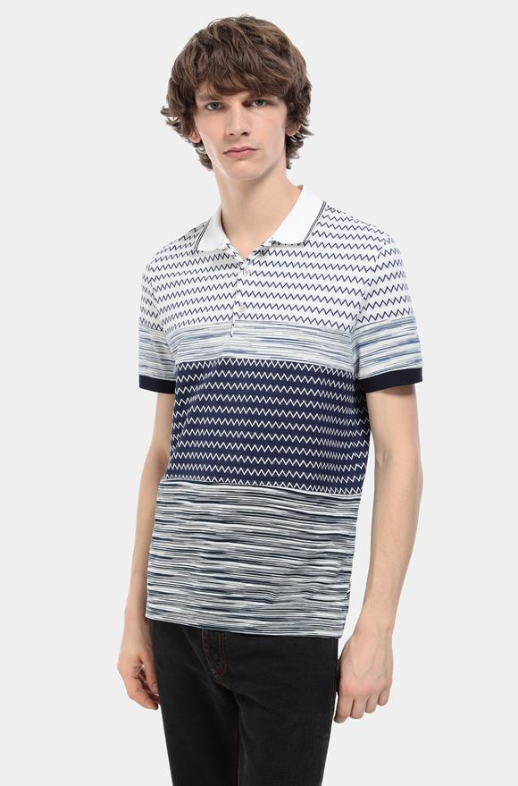 MISSONI Polo Man, Detail