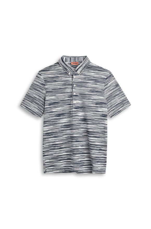 MISSONI Polo Man, Frontal view