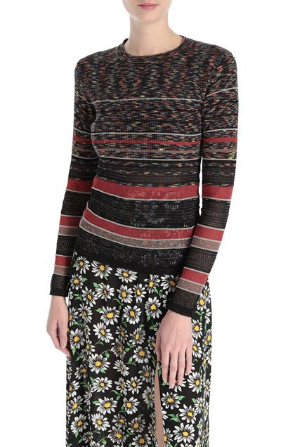 M MISSONI Crew-neck Black Woman - Front