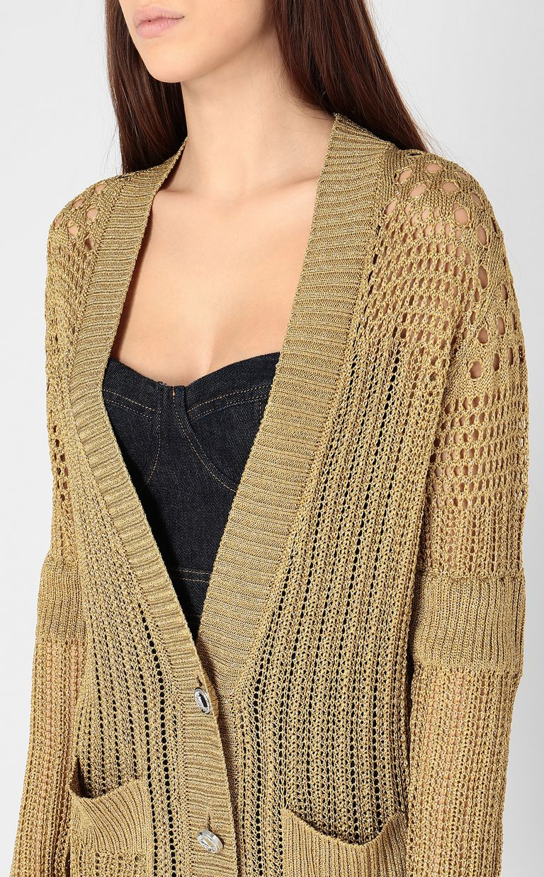 JUST CAVALLI Long cardigan Cardigan Woman e