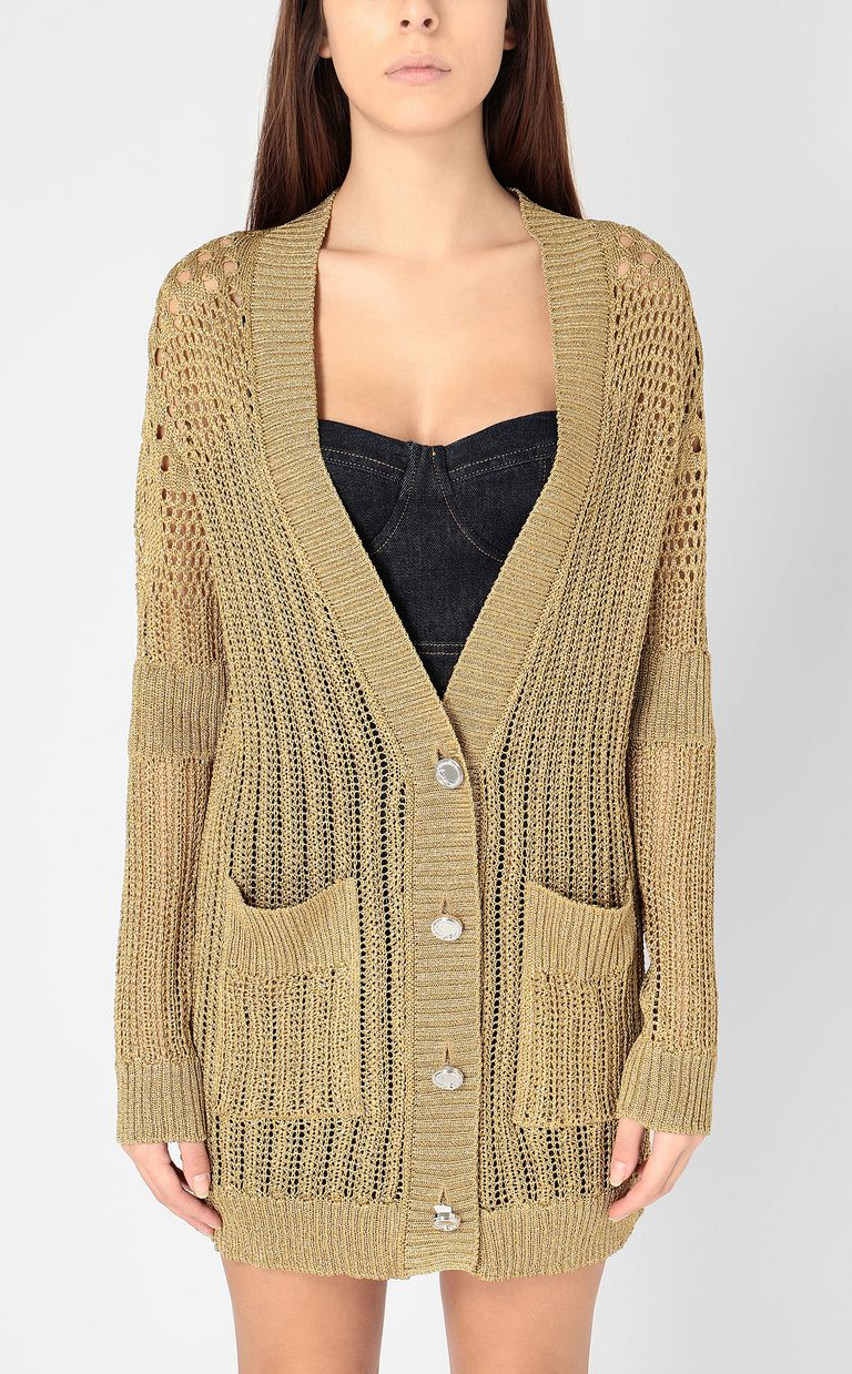 JUST CAVALLI Long cardigan Cardigan Woman r