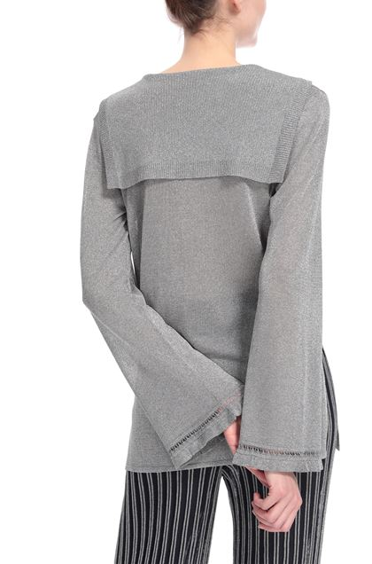 M MISSONI V-Neck Grey Woman - Front