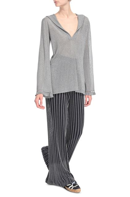 M MISSONI V-Neck Grey Woman - Back
