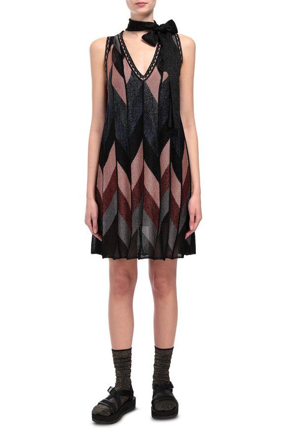 M MISSONI Dress Woman, Frontal view