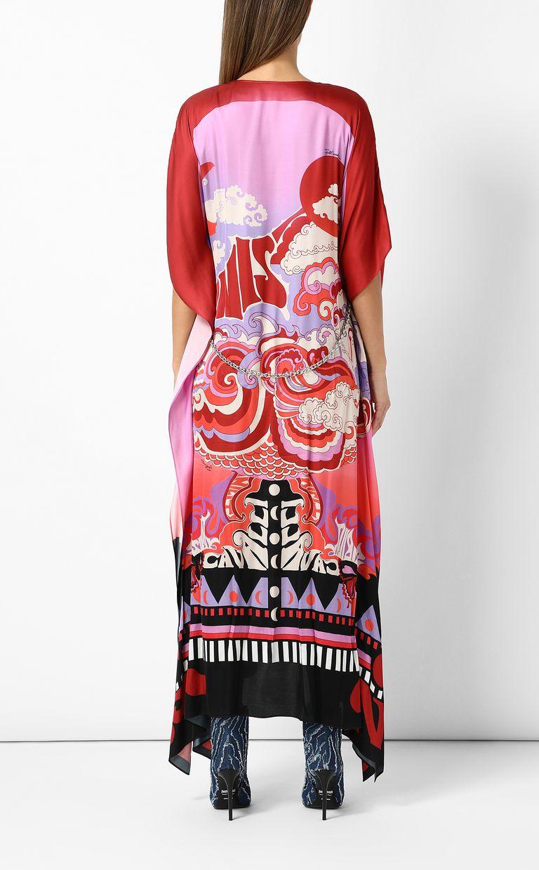 "JUST CAVALLI ""Genesis""-print dress Long dress Woman a"