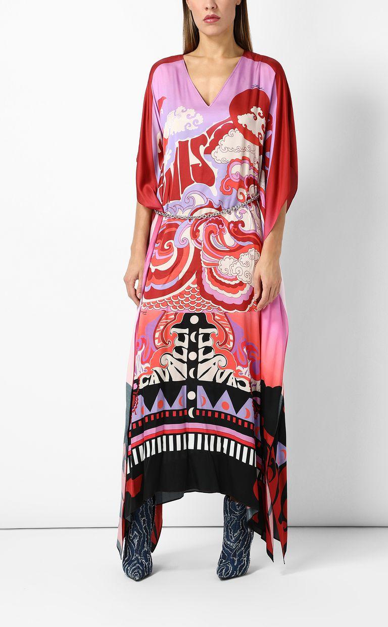 "JUST CAVALLI ""Genesis""-print dress Long dress Woman d"