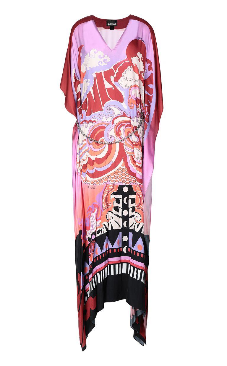 """JUST CAVALLI """"Genesis""""-print dress Long dress Woman f"""