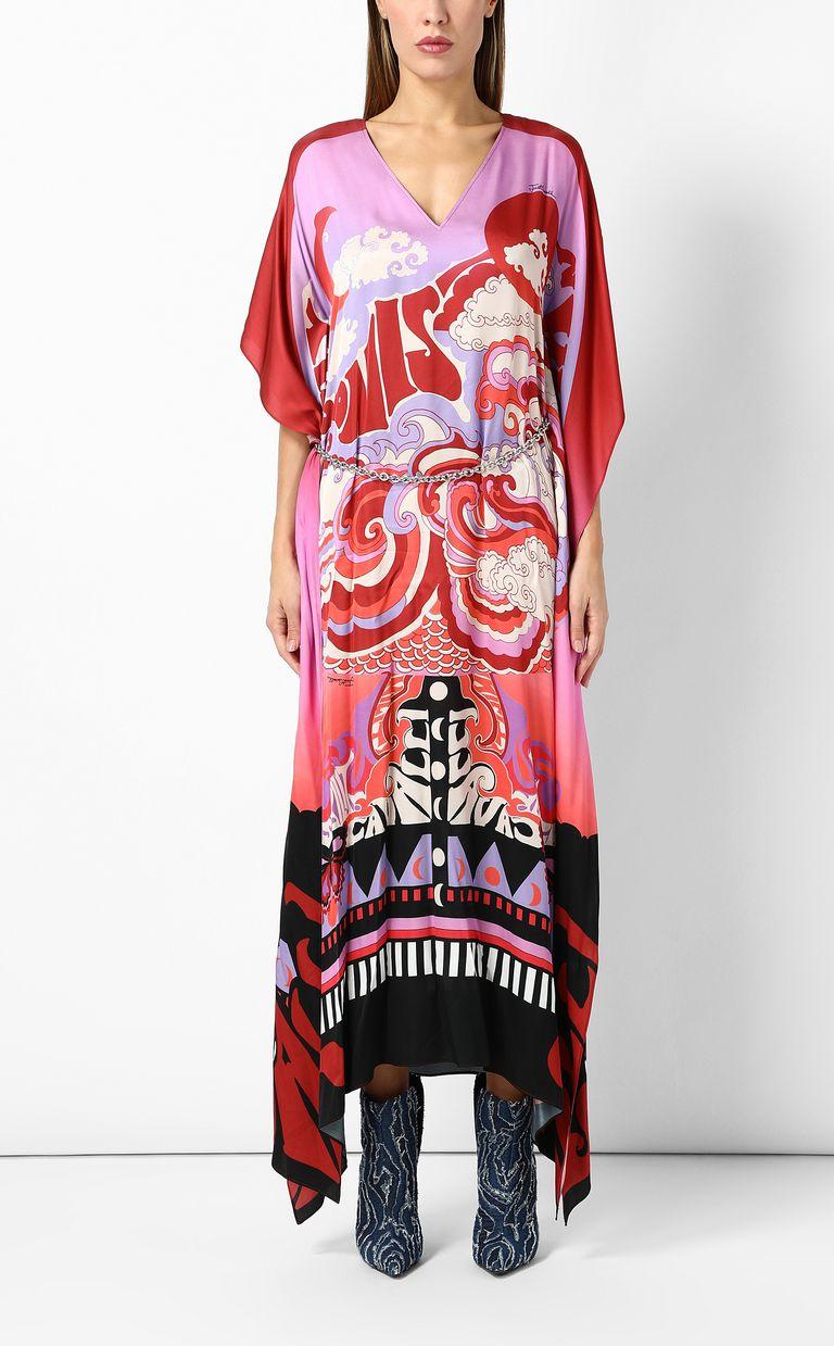 """JUST CAVALLI """"Genesis""""-print dress Long dress Woman r"""