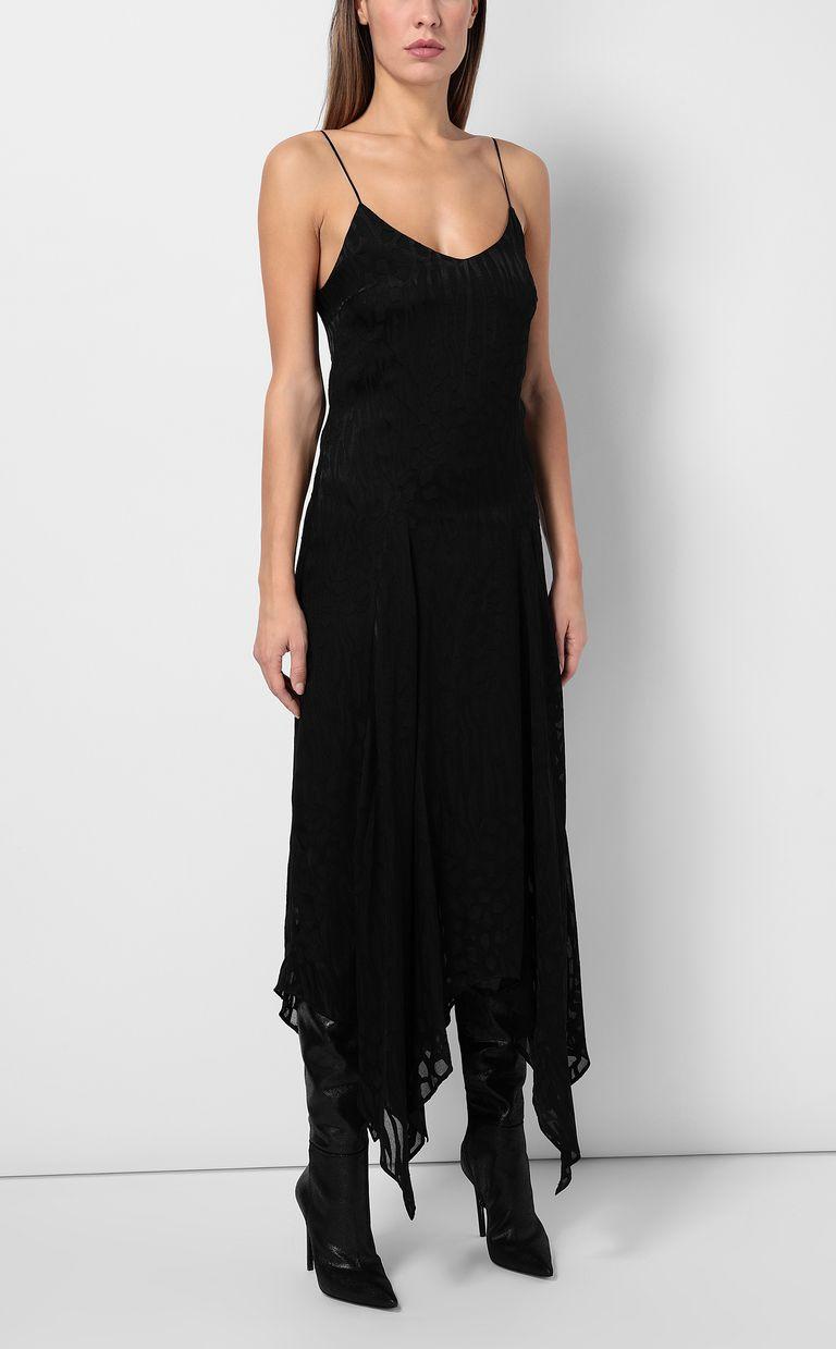 JUST CAVALLI Leopard-print long dress Dress Woman d