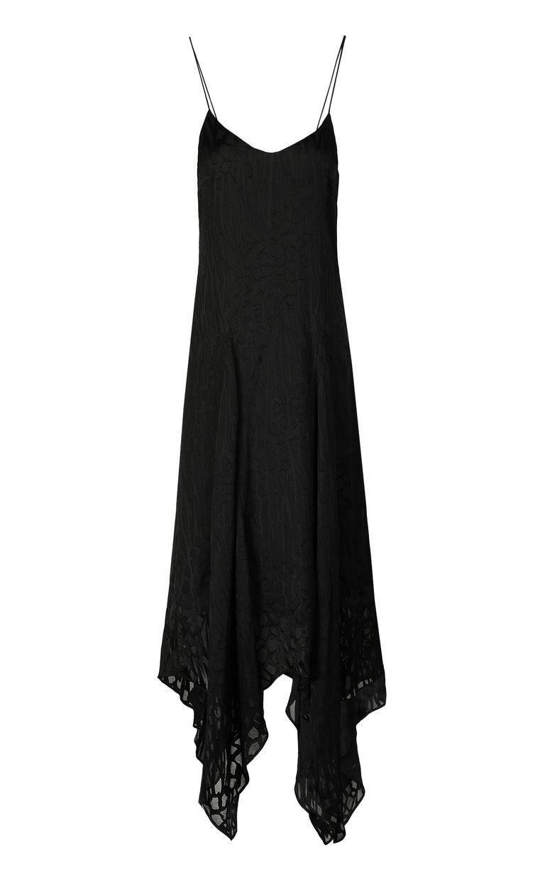 JUST CAVALLI Leopard-print long dress Dress Woman f
