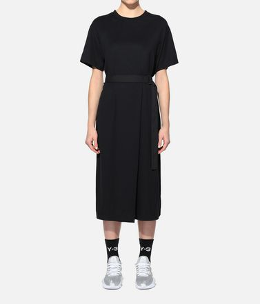 Y-3 Dress Woman Y-3 Tailored Tee r
