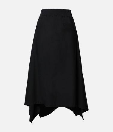 Y-3 Craft 3-Stripes Skirt