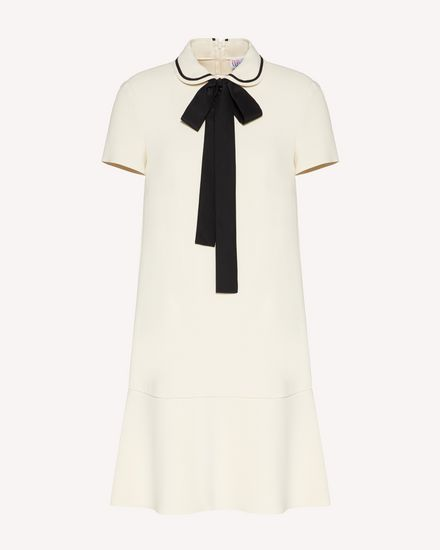 REDValentino Short dress Woman TR3VAL903TG 0AN a