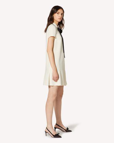 REDValentino TR3VAL903TG 0AN 短款连衣裙 女士 d