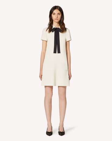 REDValentino TR3VAL903TG 0AN 短款连衣裙 女士 f